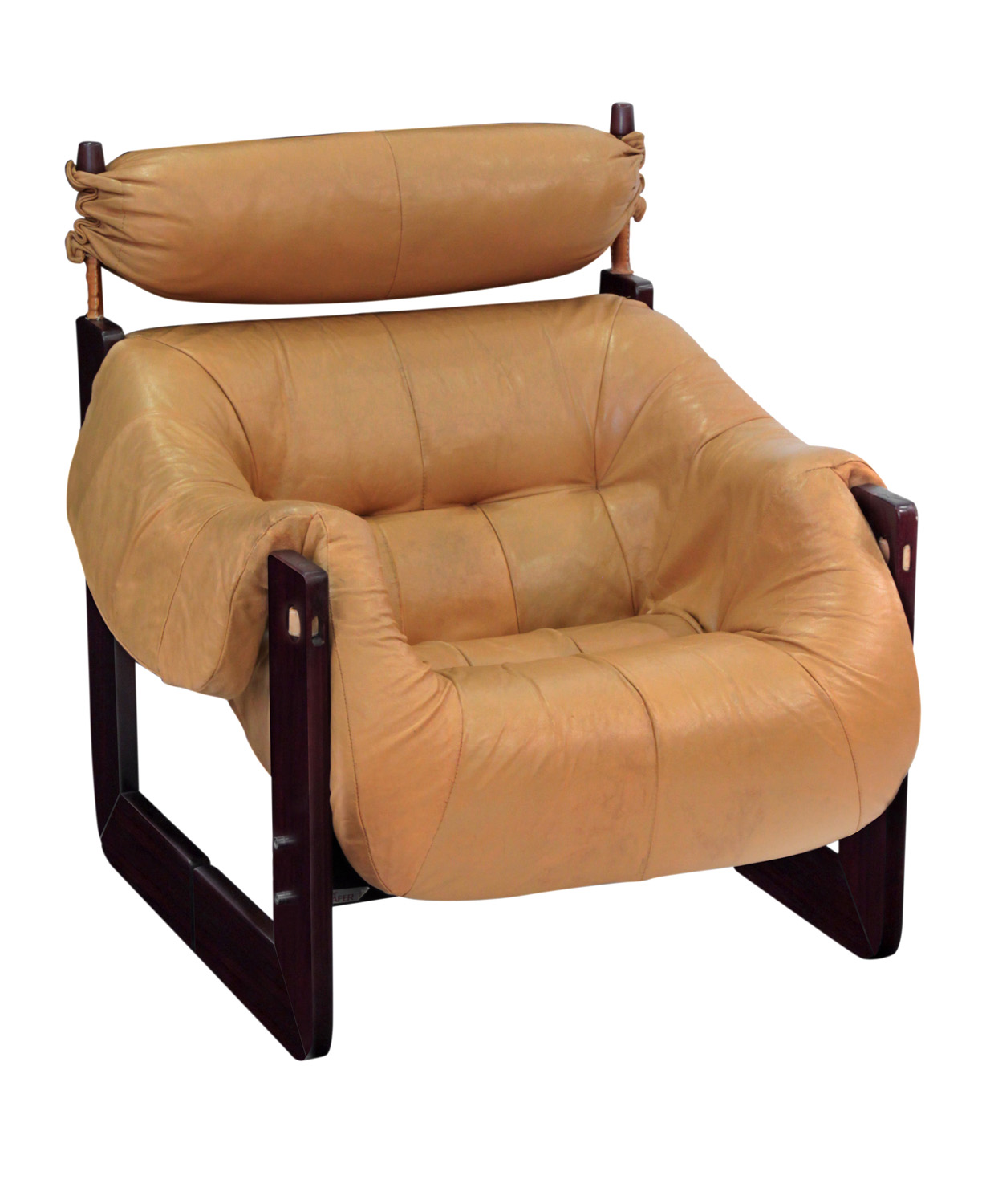 Lafter 45 rosewood+leather seat loungechair89 hires.jpg