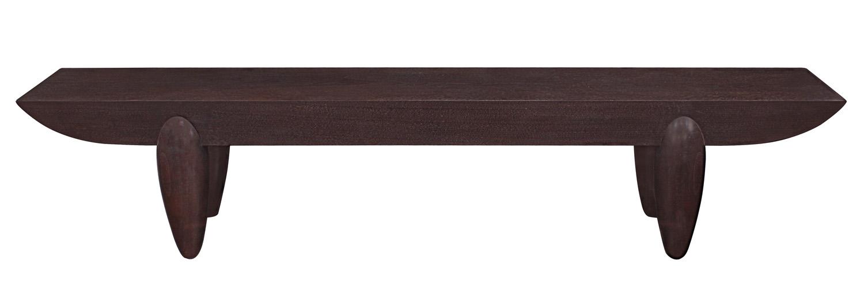 Liaigre 85 Pirogue dark oak bench128 hires.jpg