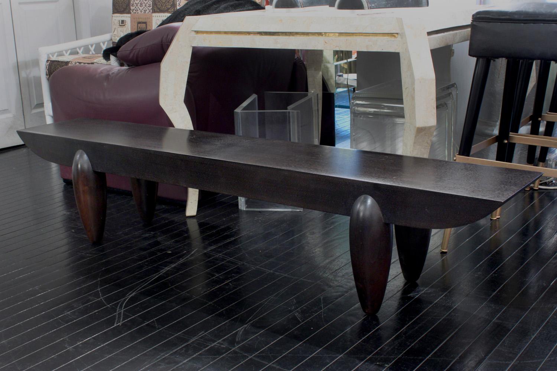 Liaigre 85 Pirogue dark oak bench128 detail5 hires.jpg
