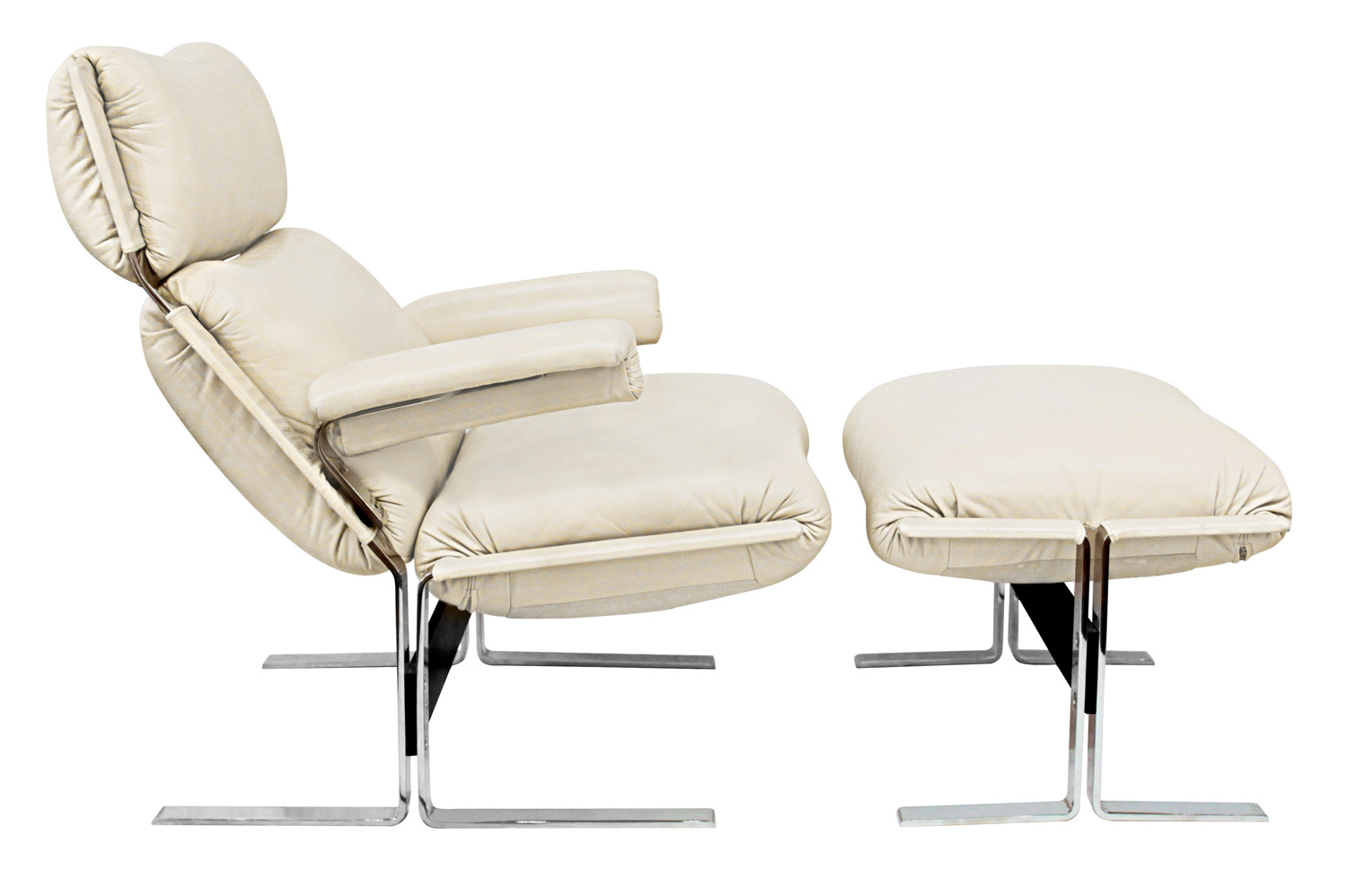 Saporiti 75 steel and leather chair&ottoman47 detail1 hires.jpg