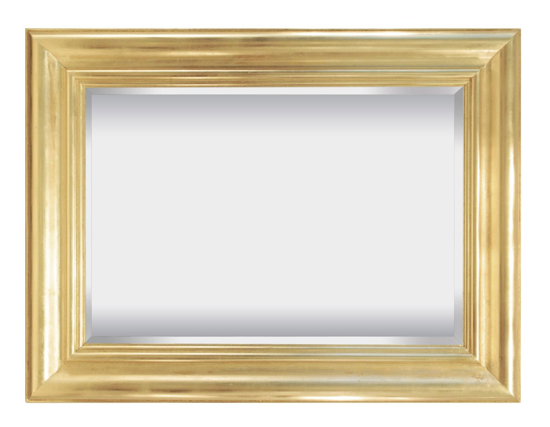 Springer 75 rect gold leaf mirror73 hires hor.jpg