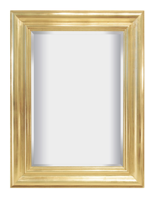 Springer 75 rect gold leaf mirror73 hires.jpg