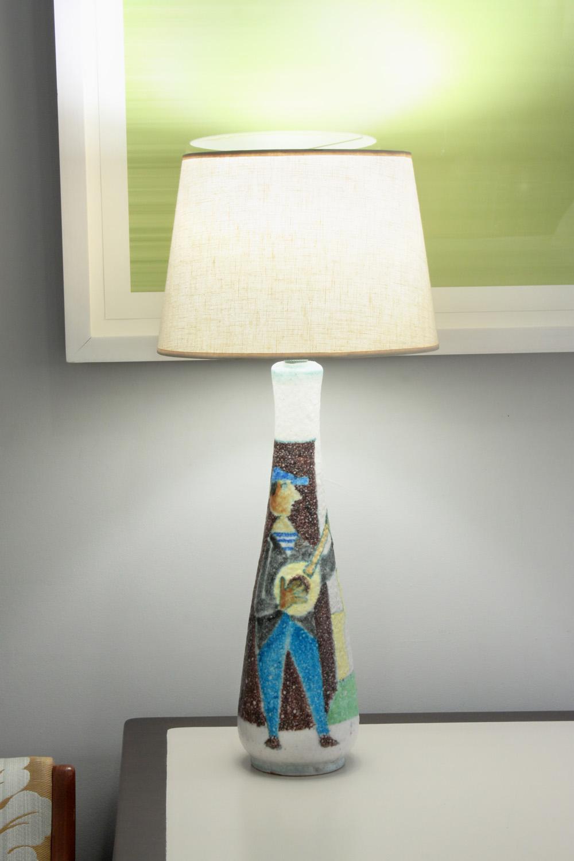 Gambone 25 lamp with man and woman gambone11 detail3.jpg