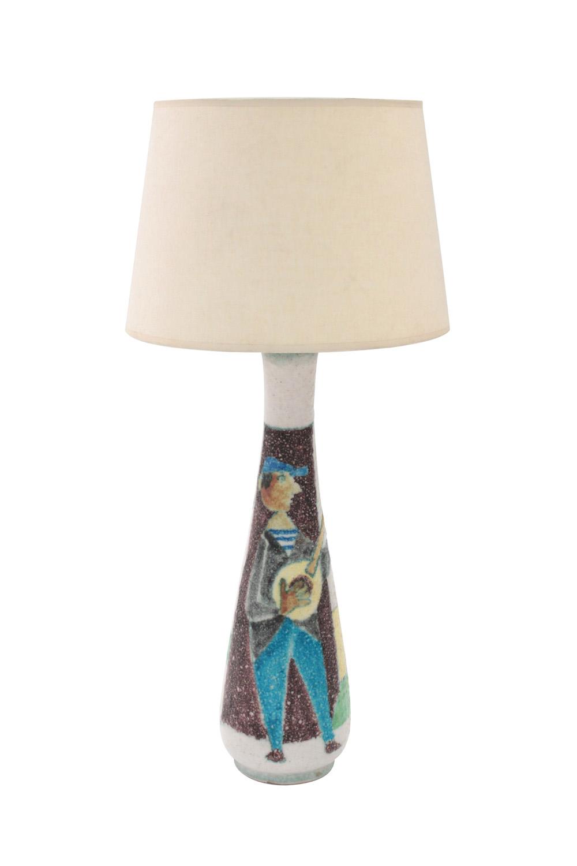 Gambone 25 lamp with man and woman gambone11 hires.jpg
