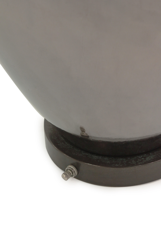 70's 40 chunky gunmetal ceramic tablelamps261 detail2 hires.jpg