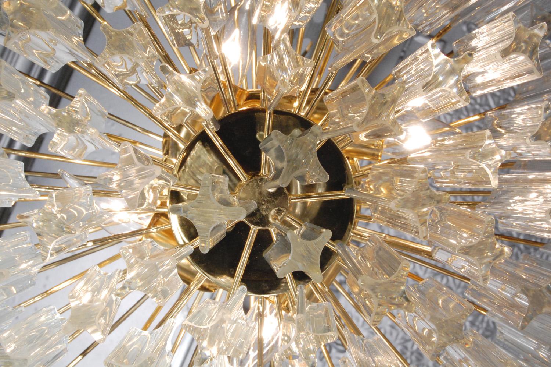 Venini 40 9tier cut rods chandelier145 under view hires.jpg