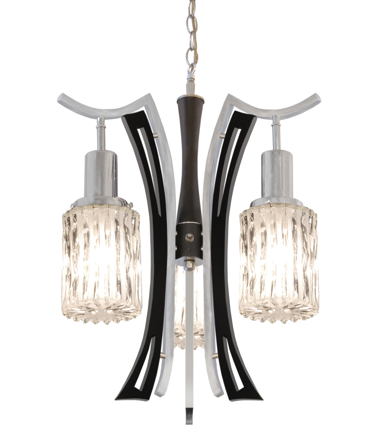 60's 35 Chinese style blk+3glass chandelier161 hires.jpg