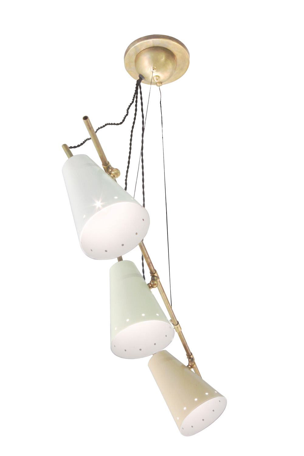 Arredoluce 55 cone shades on rod chandelier208 detail2 hires.jpg