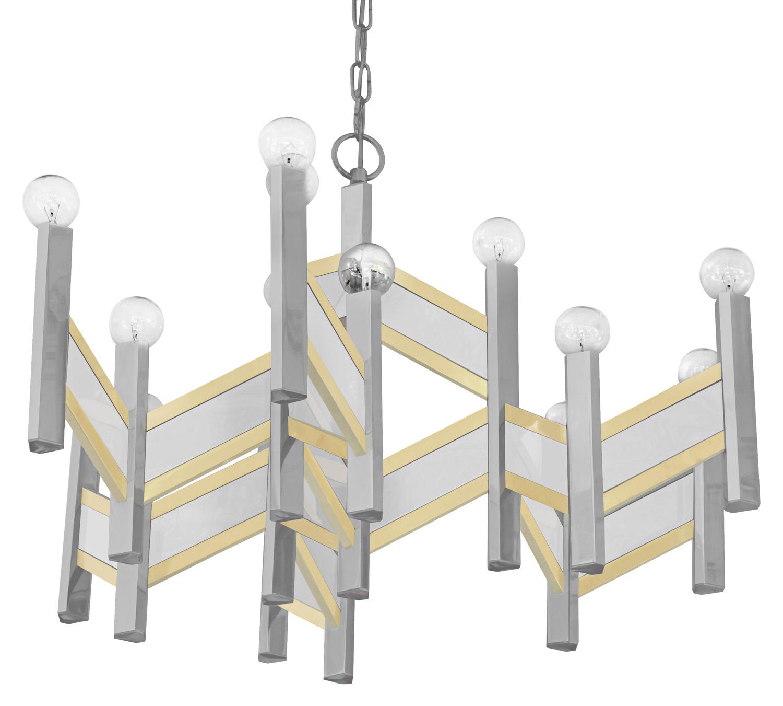 Sciolari 55 chrome+brass angular chandelier215 detail1 hires.jpg