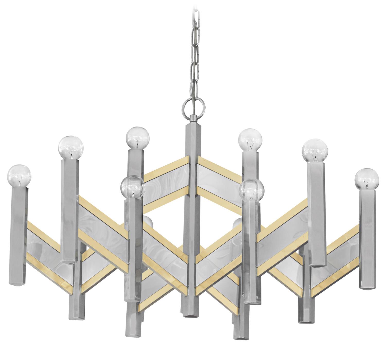 Sciolari 55 chrome+brass angular chandelier215 hires.jpg