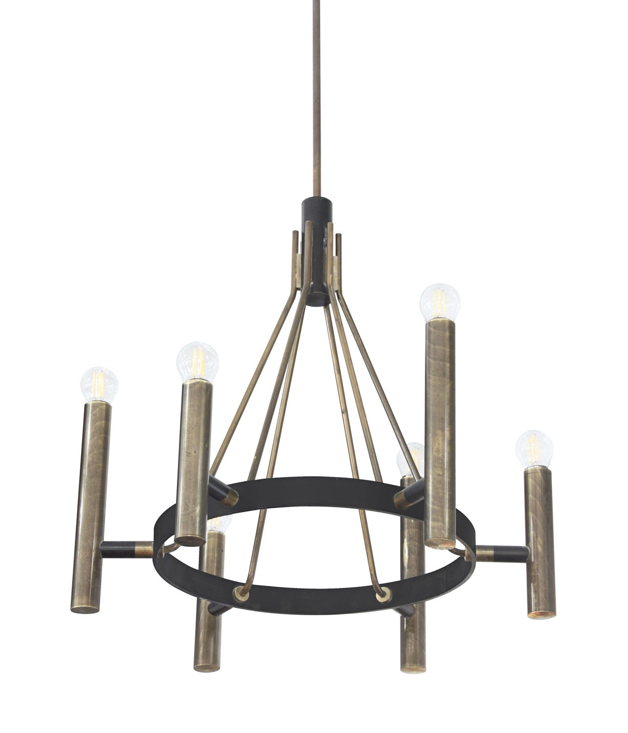 50s 55 Ital blk metal+brass chandelier219 hires.jpg