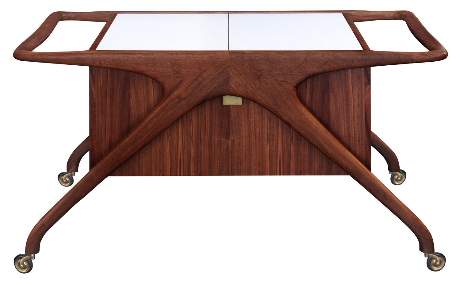 Kagan 120 walnut+white laminate servingcart20 detail1 hires.jpg