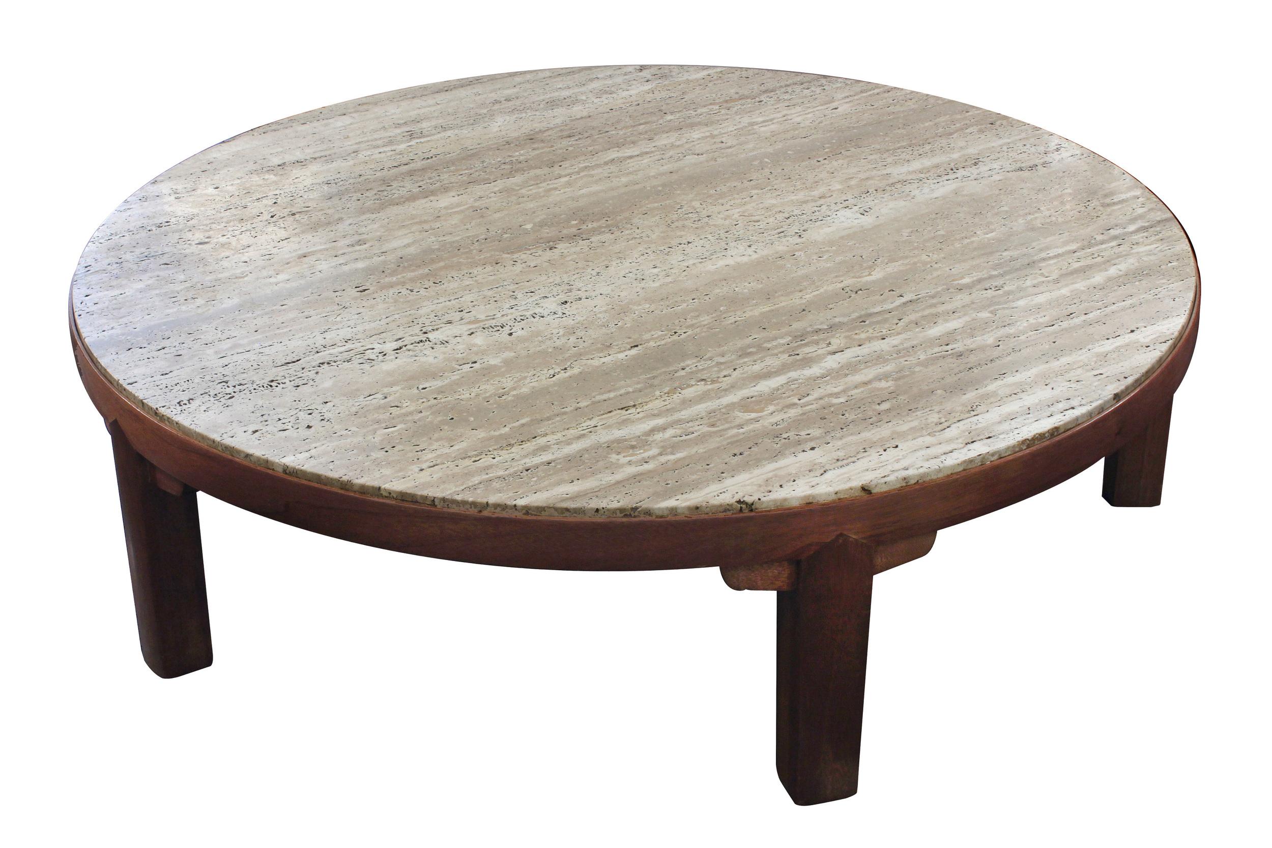 Dunbar 120 round travertine+mahg coffeetable 26 hires.jpg