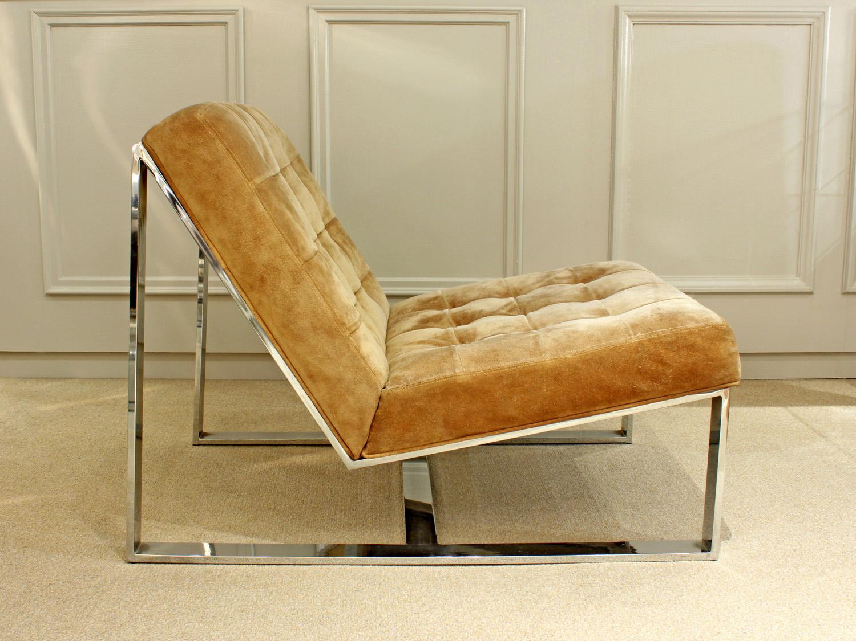 Baughman 95 tufted chrome bases slipperchairs38 main3.jpg
