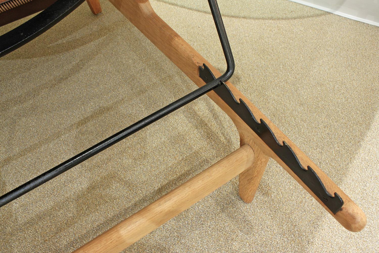 Wegner Getama 120 teak+lthr chair&ottoman61 hires detail 3.jpg
