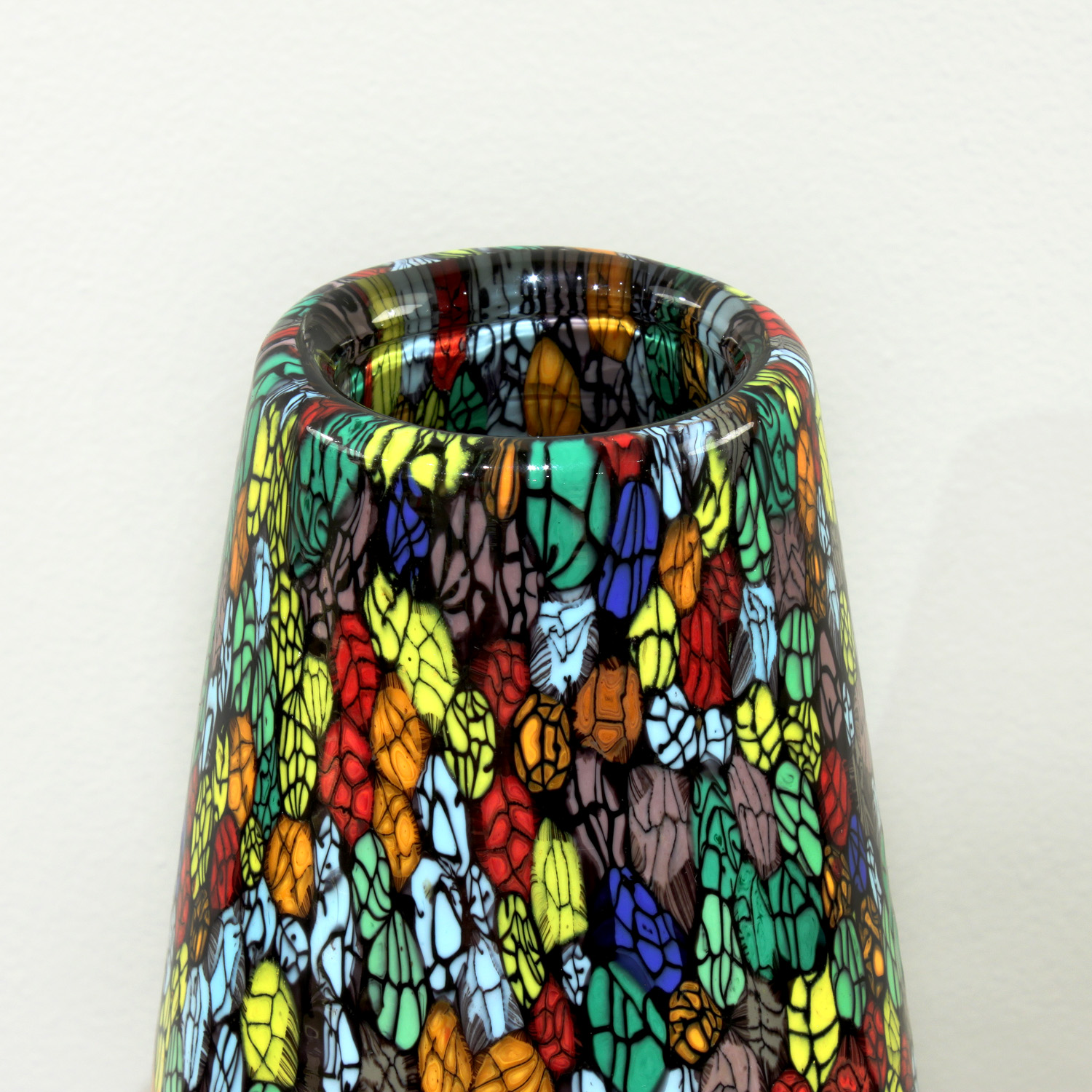 V Ferro 45 conical colorful glass79 hires top.jpg