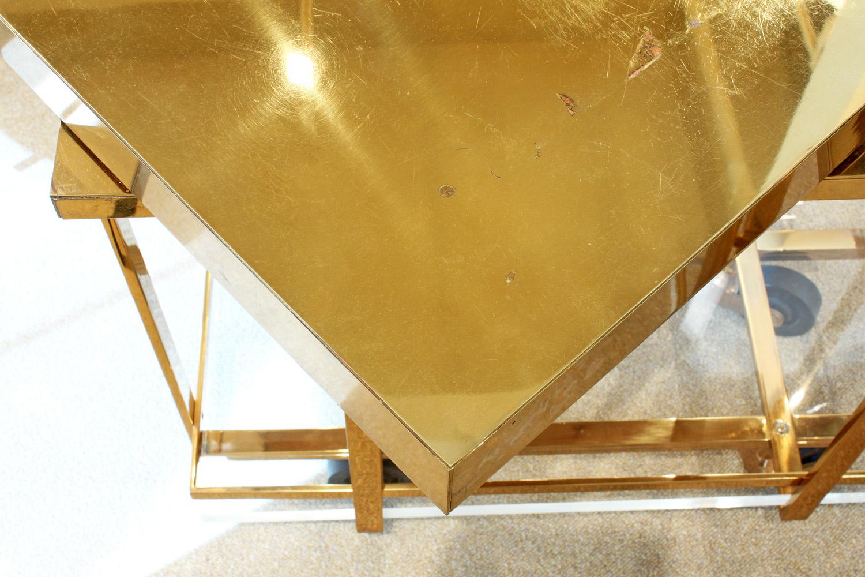 Springer 75 lucite + brass tv sta table9 hires detail 4.jpg