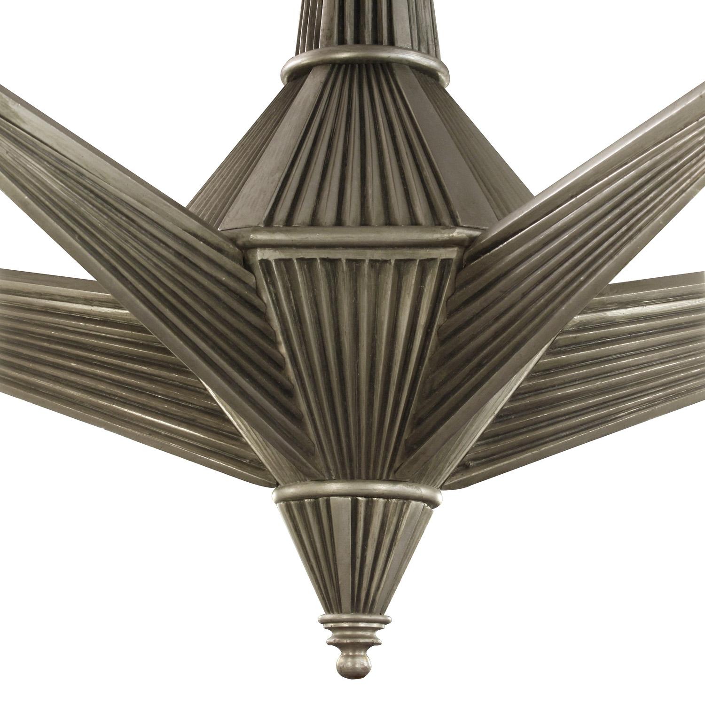 Art Deco 120 6 light nickle chandelier19 hires detail.jpg