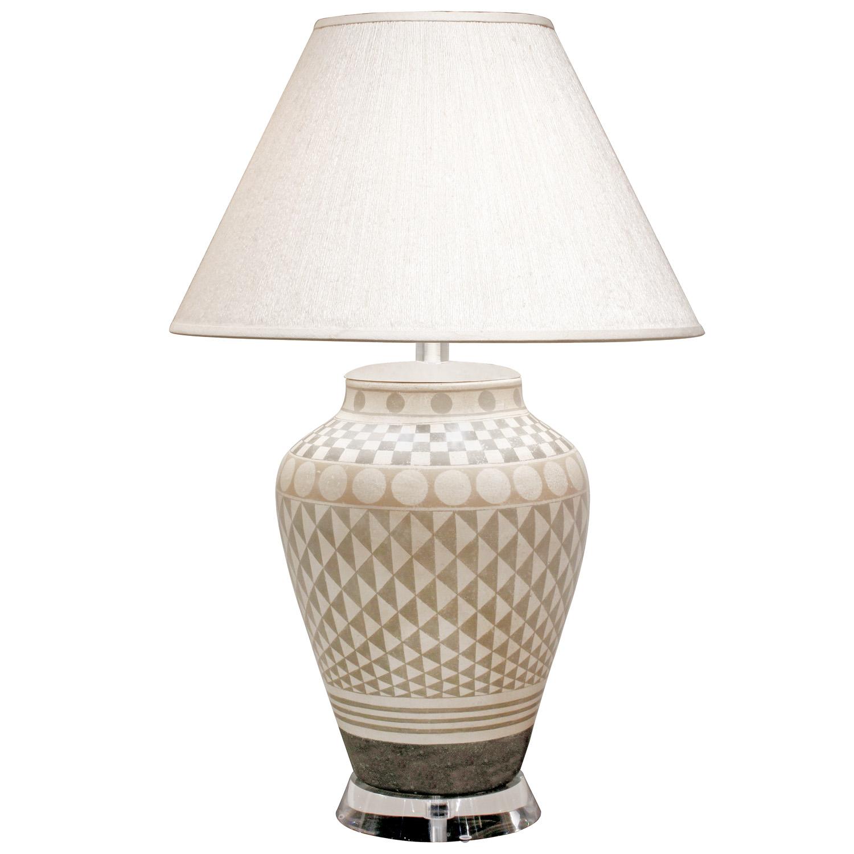Trattoria G 55 ceramic geom decor tablelamp221 hires main.jpg