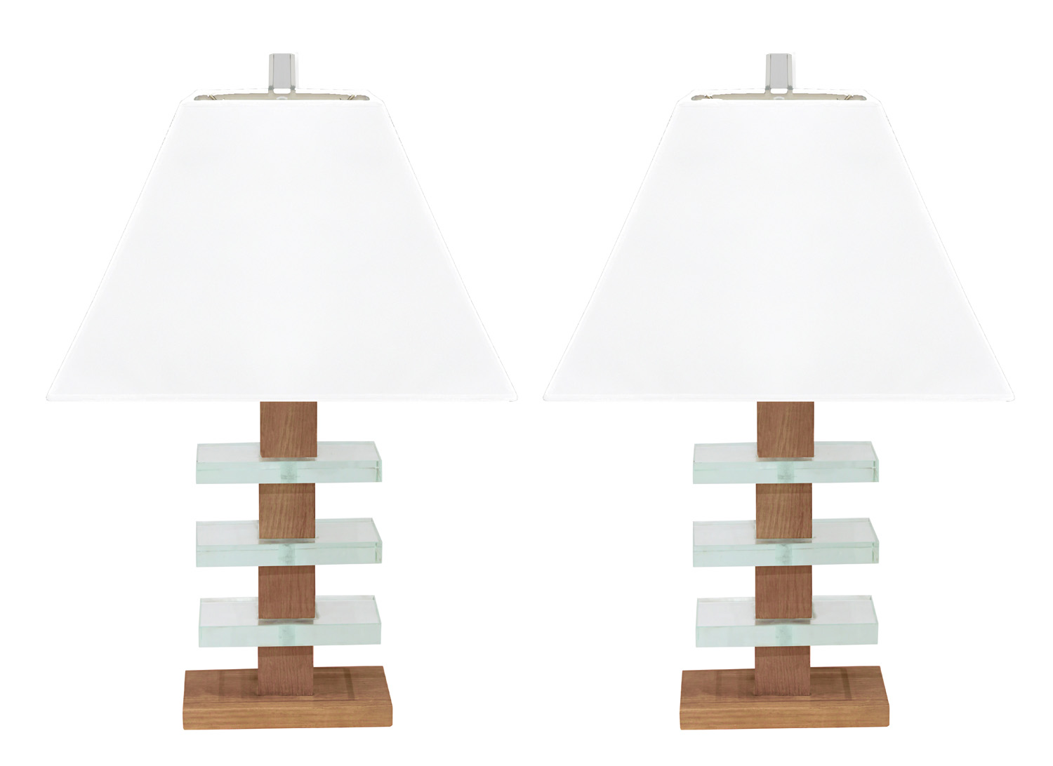 Modernage 65 attr glass+wood tablelamps333 hires white shade.jpg
