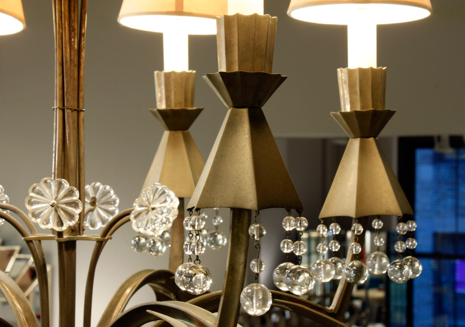 French 75 40s bronze+crystal blls chandelier225 hires arm detail.jpg