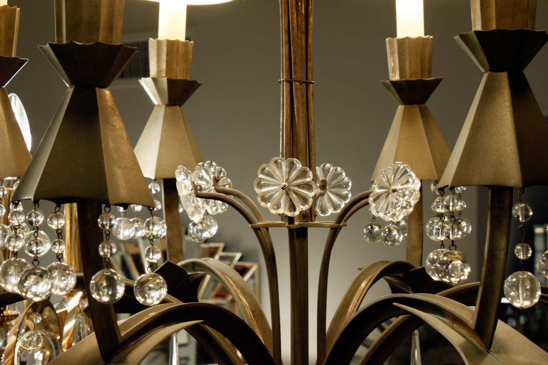 French 75 40s bronze+crystal blls chandelier225 hires center detail.jpg