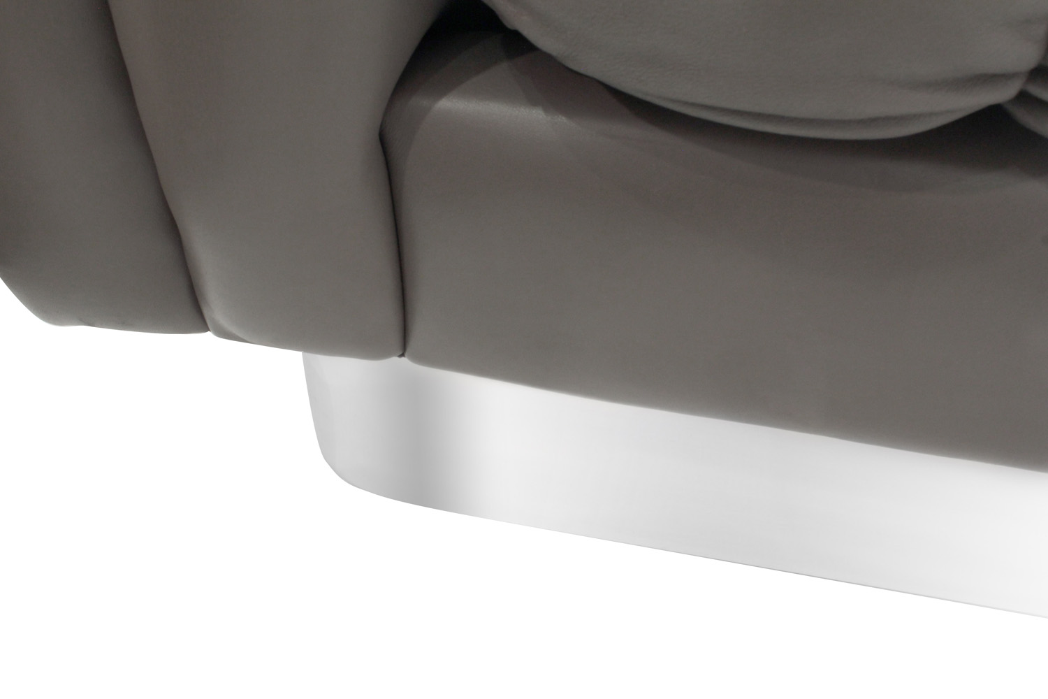 Pace 95 putty leather steel base sofa84 base hires.jpg