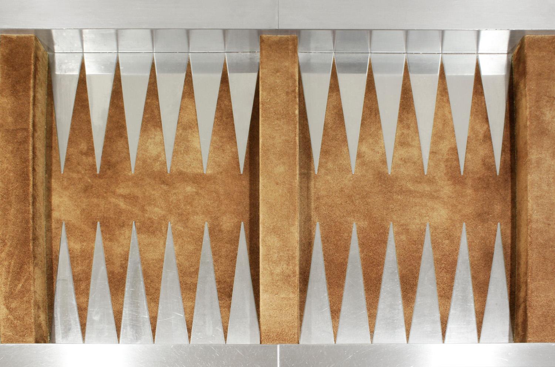 Evans 150 steel+suede backgammon gametable51 top.jpg