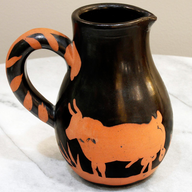 Picasso 50 picador pitcher ceramic41 bull.jpg