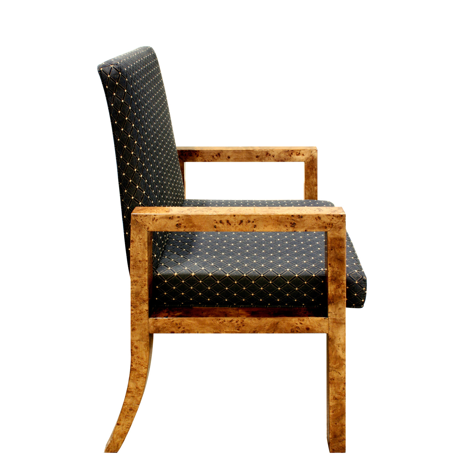 Directional 180 set 10 wlnut burl diningchairs 180  arms sde.jpg