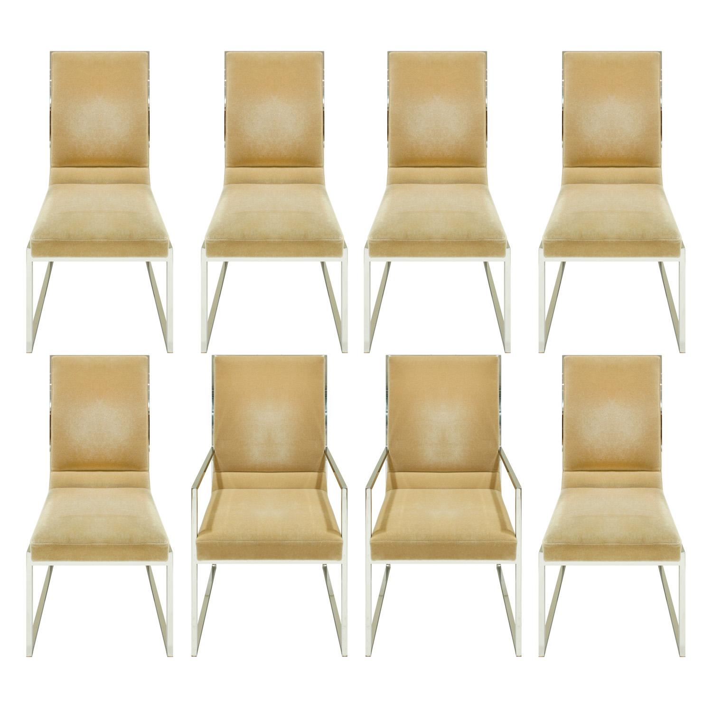 Baughman 150 set8 hiback chrome diningchairs181 man.jpg