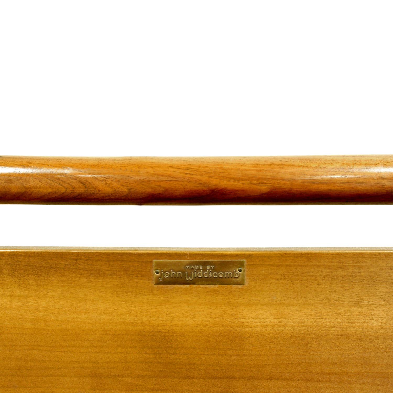 John Widdicomb 35 walnut+brass headboard16 label.jpg