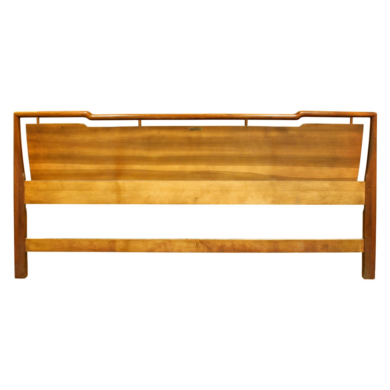 John Widdicomb 35 walnut+brass headboard16 bak.jpg