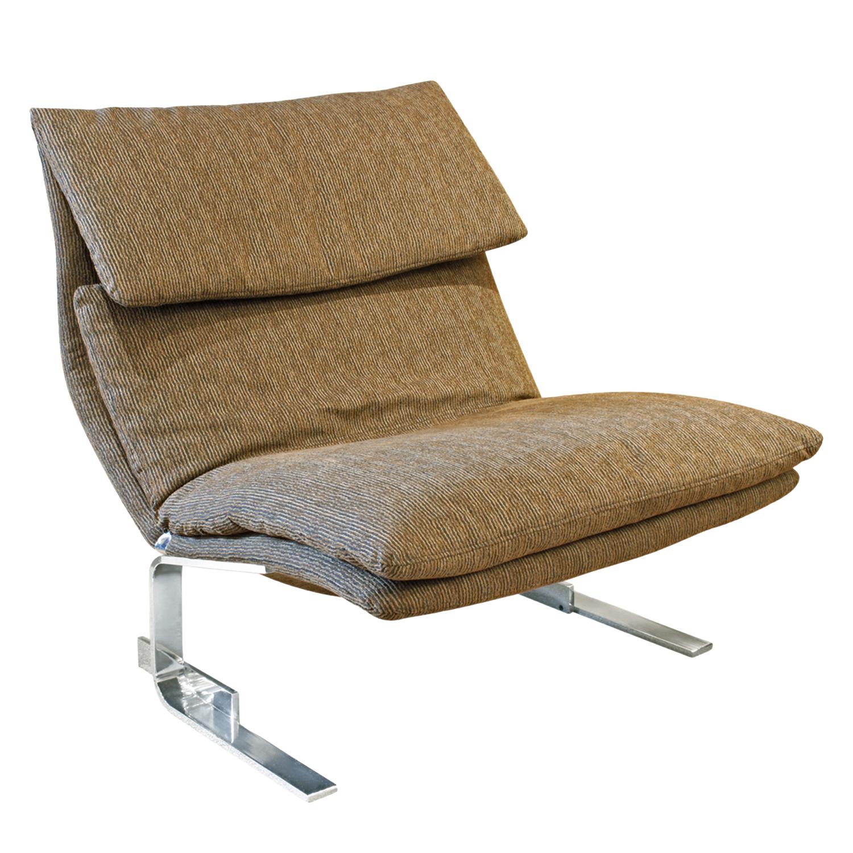 Saporiti 85 Onda steel armless loungechairs161 agl.jpg