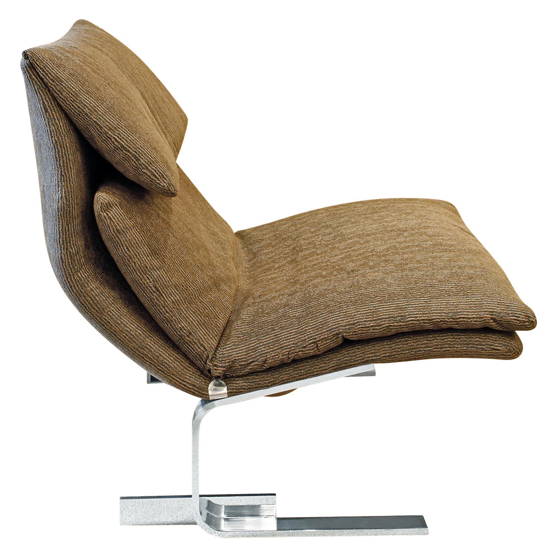 Saporiti 85 Onda steel armless loungechairs161 sid.jpg
