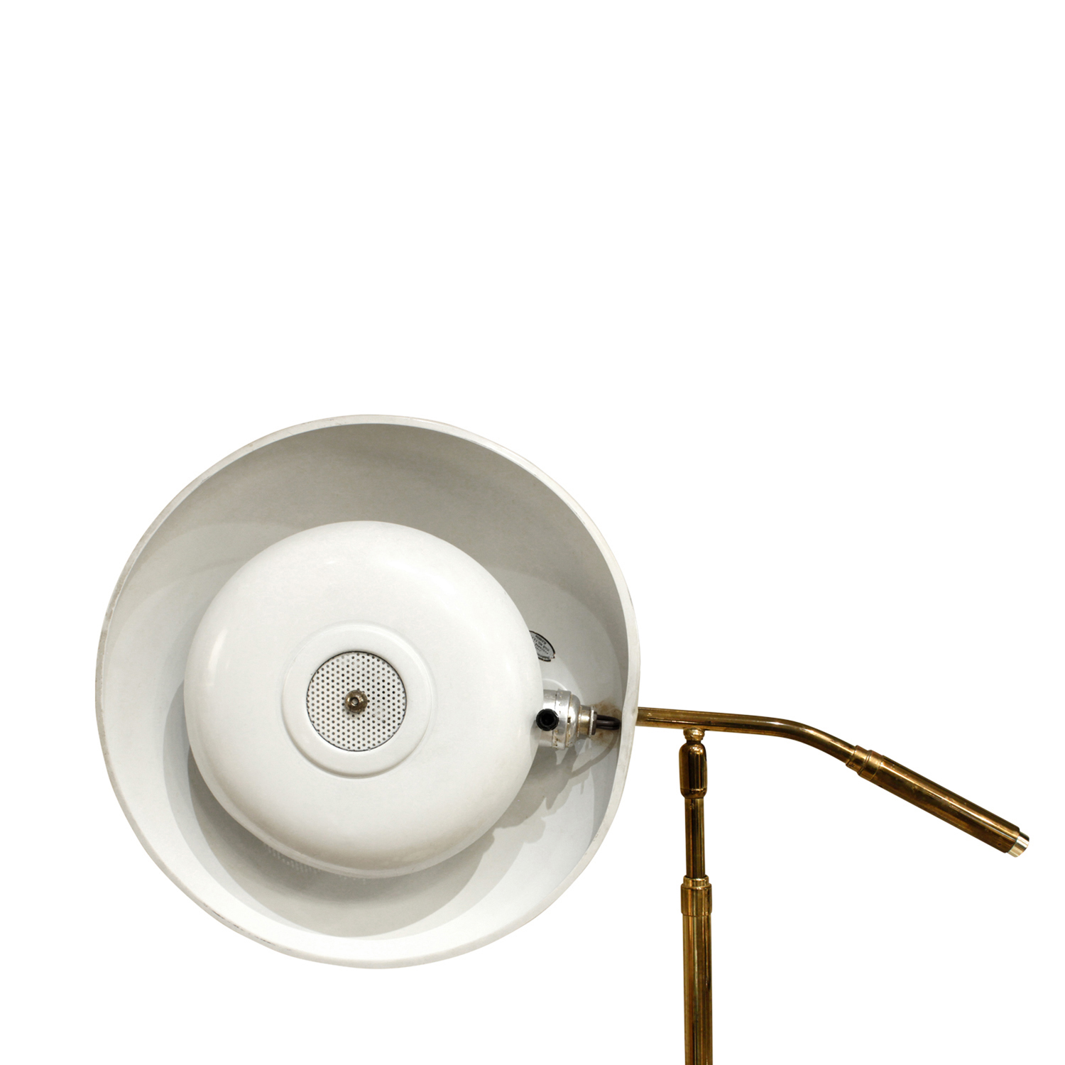 Lightolier 35 brass+ivory lqr floorlamp174 top under light.jpg