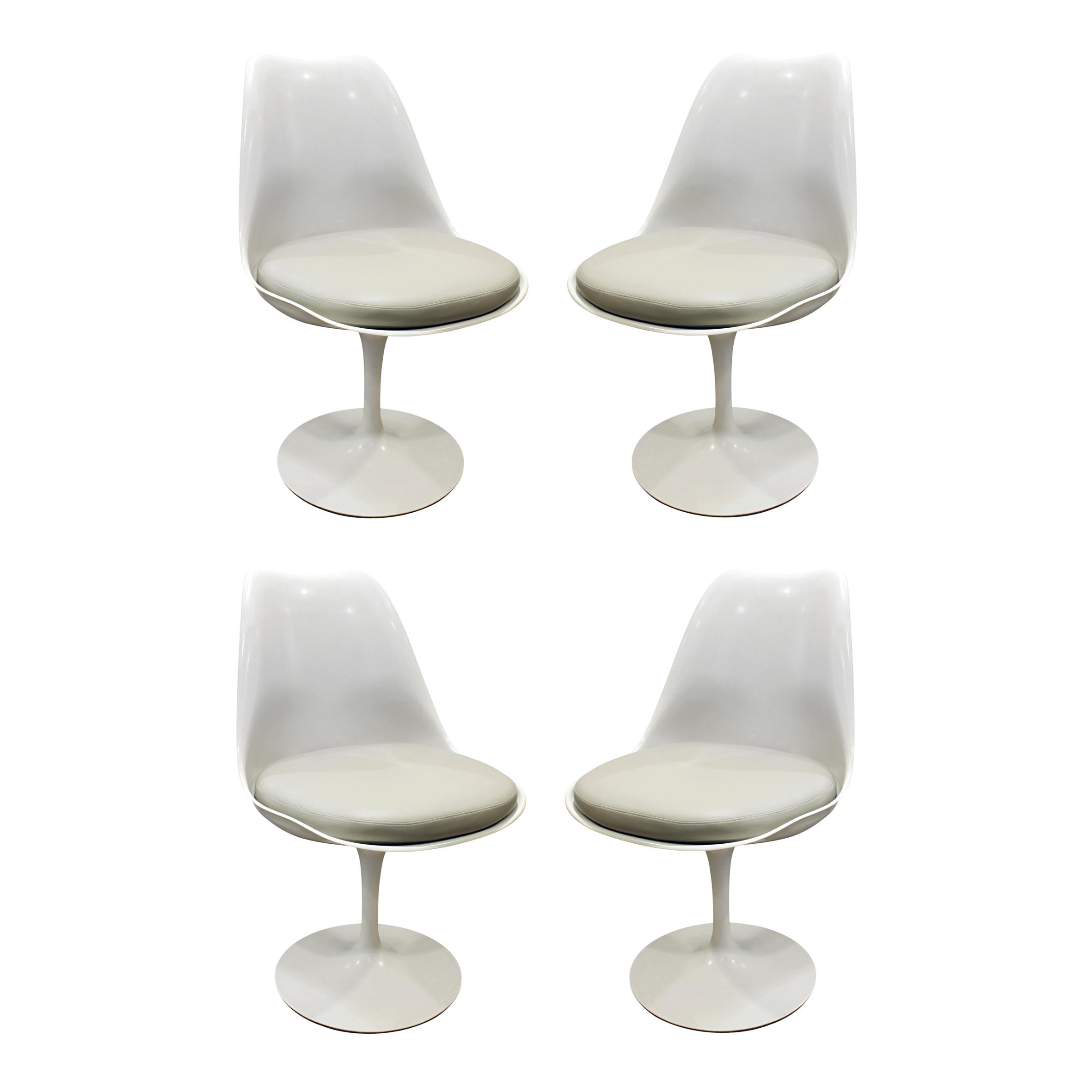 Saarinen 40 Tulip set 4 diningchairs179 sqr.jpg
