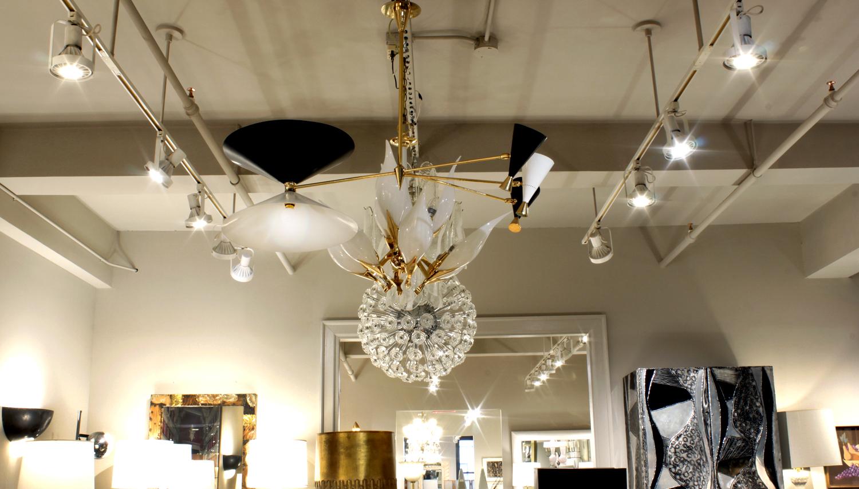 Arredoluce 300 3 sml cones chandelier234 atm.jpg