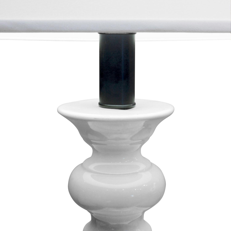 white ceramic sculptural lamp top dtl.jpg
