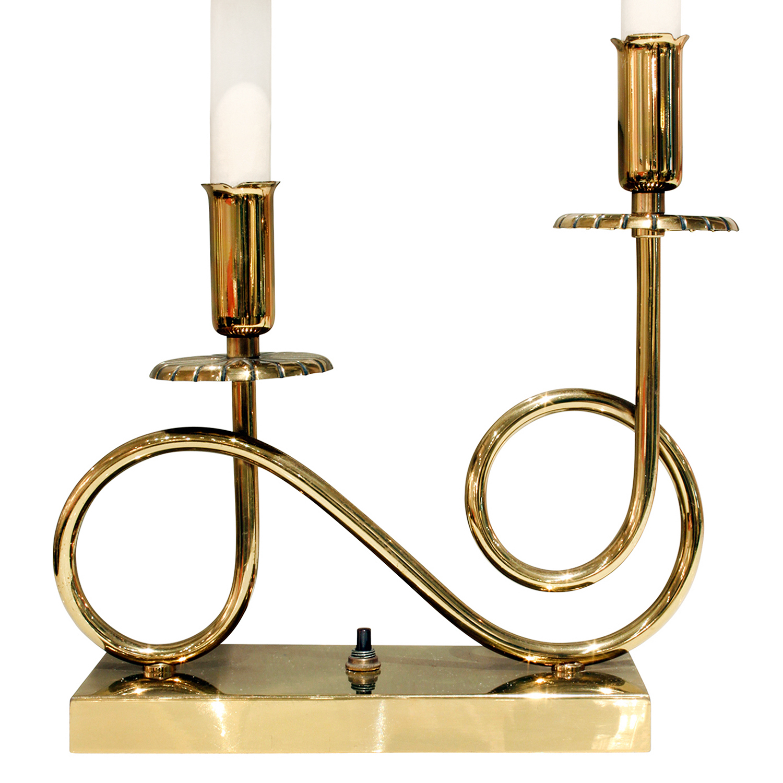 Parzinger 25 pair brass 2 lights tablelamps20 botm.jpg