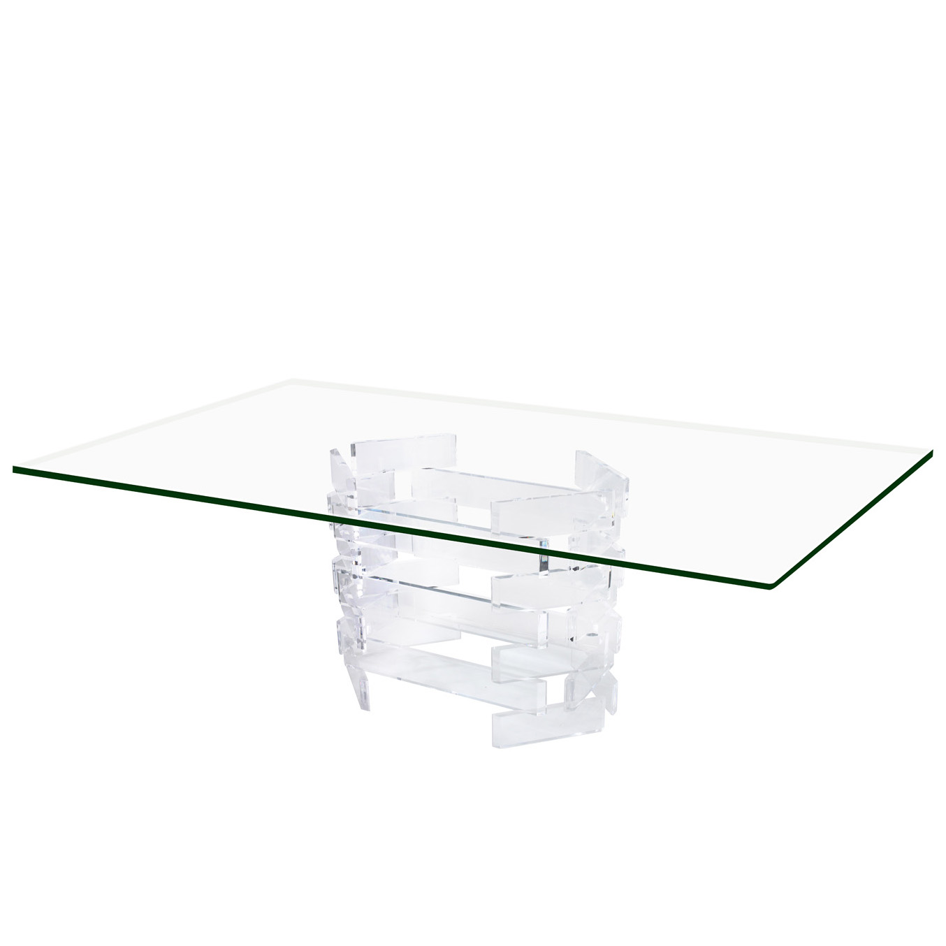 70's 95 stacked lucite blks+glass diningtable146 hires.jpg