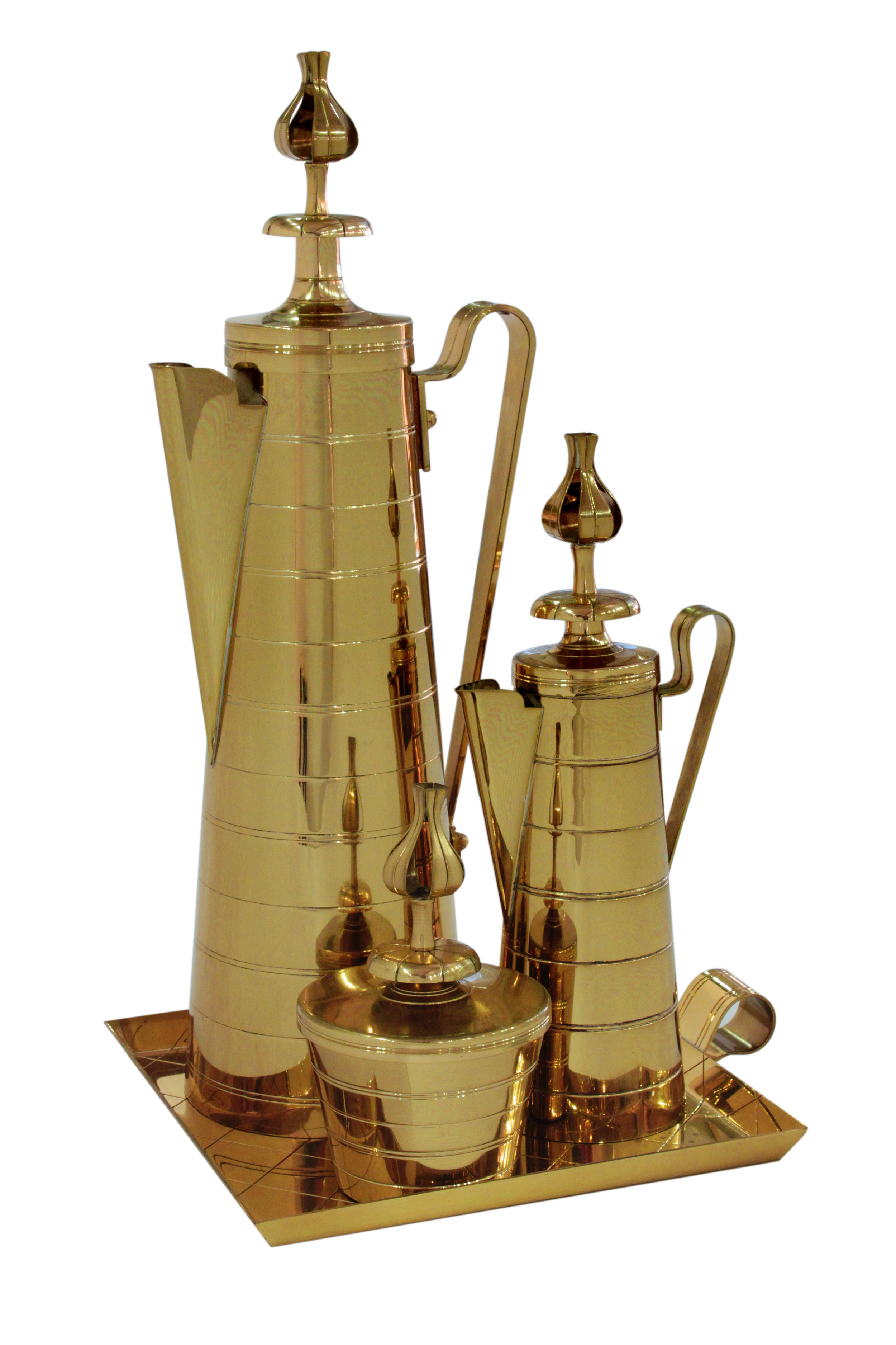 Parzinger 35 brass coffee & tray parzinger47 hires.jpg