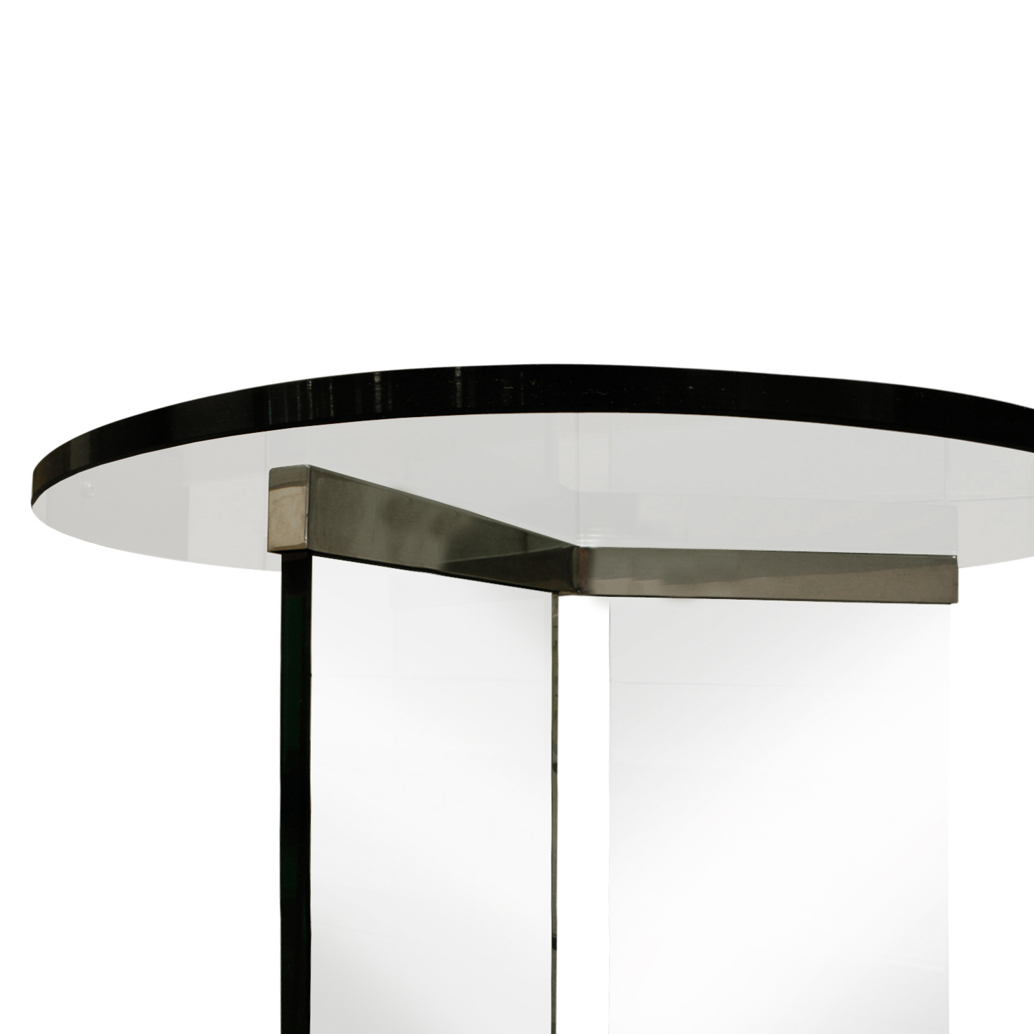 Pace 65 thickglass+chrome endtable183 dtl.JPG