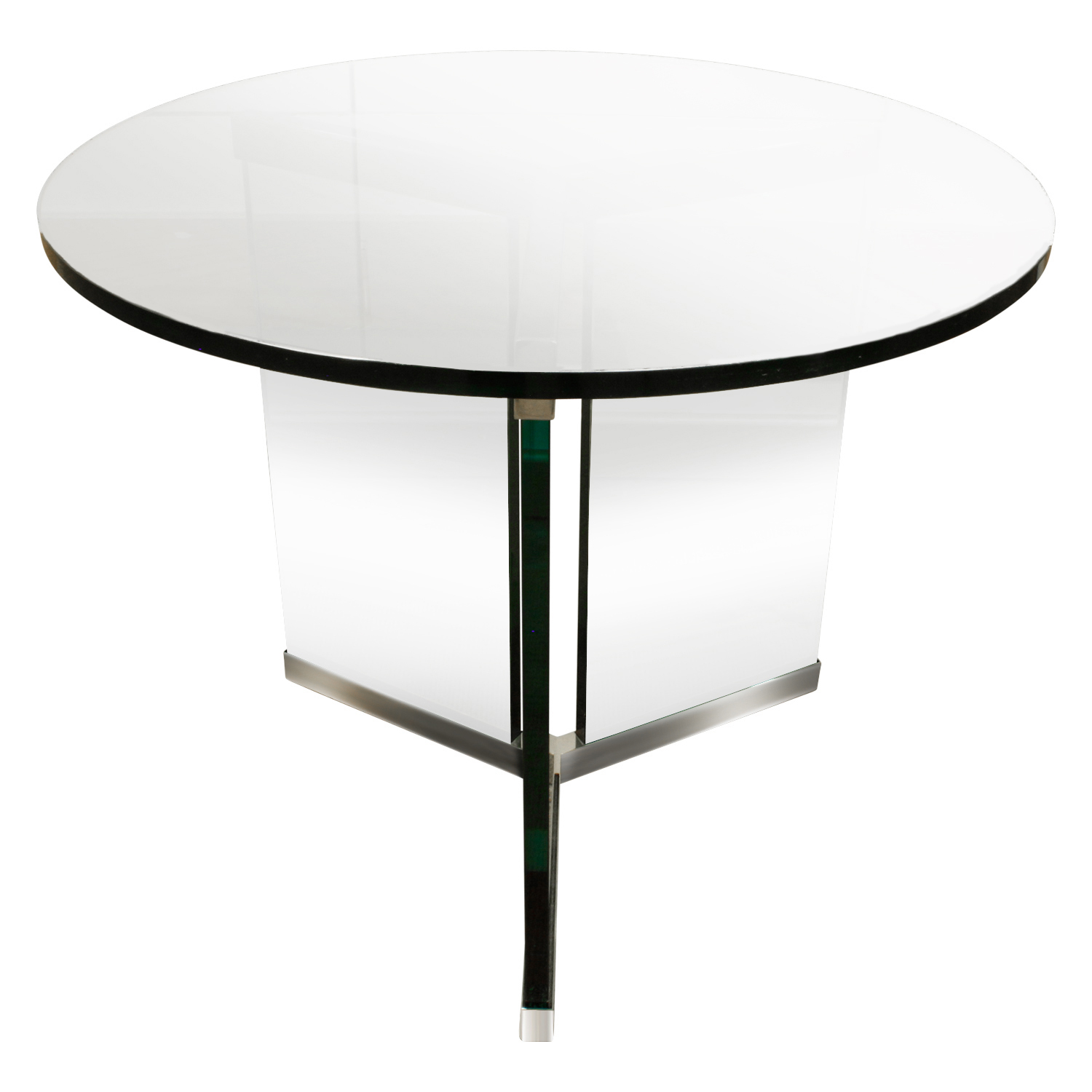 Pace 65 thickglass+chrome endtable183 sde.JPG