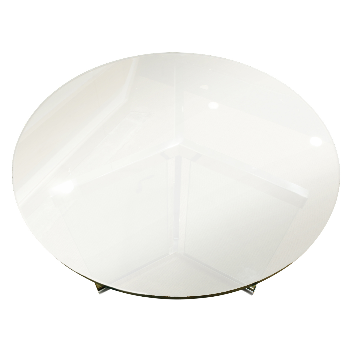 Pace 65 thickglass+chrome endtable183 top.JPG