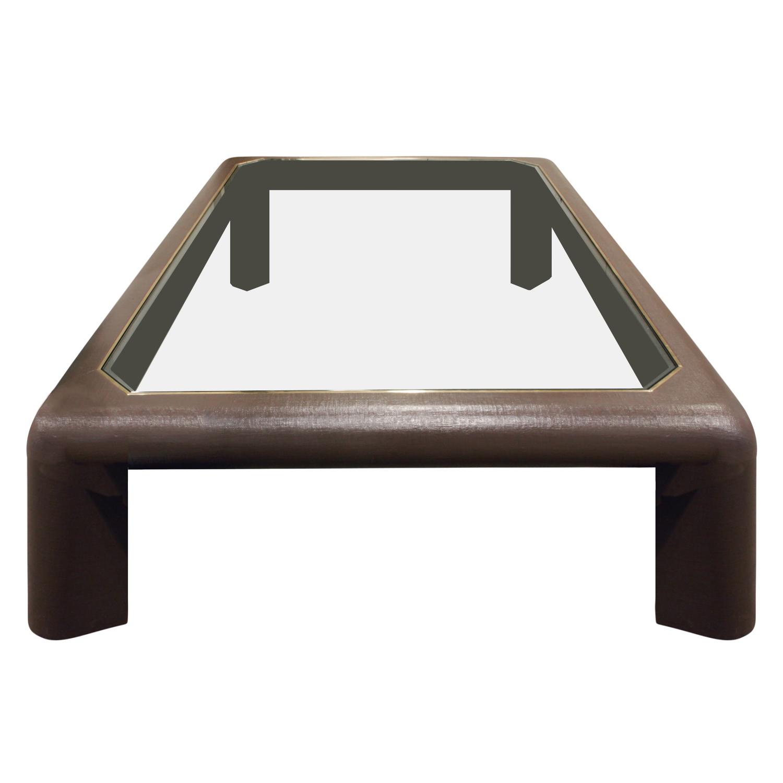 Springer 120 Mark ll linen+brass coffeetable435 sde.JPG