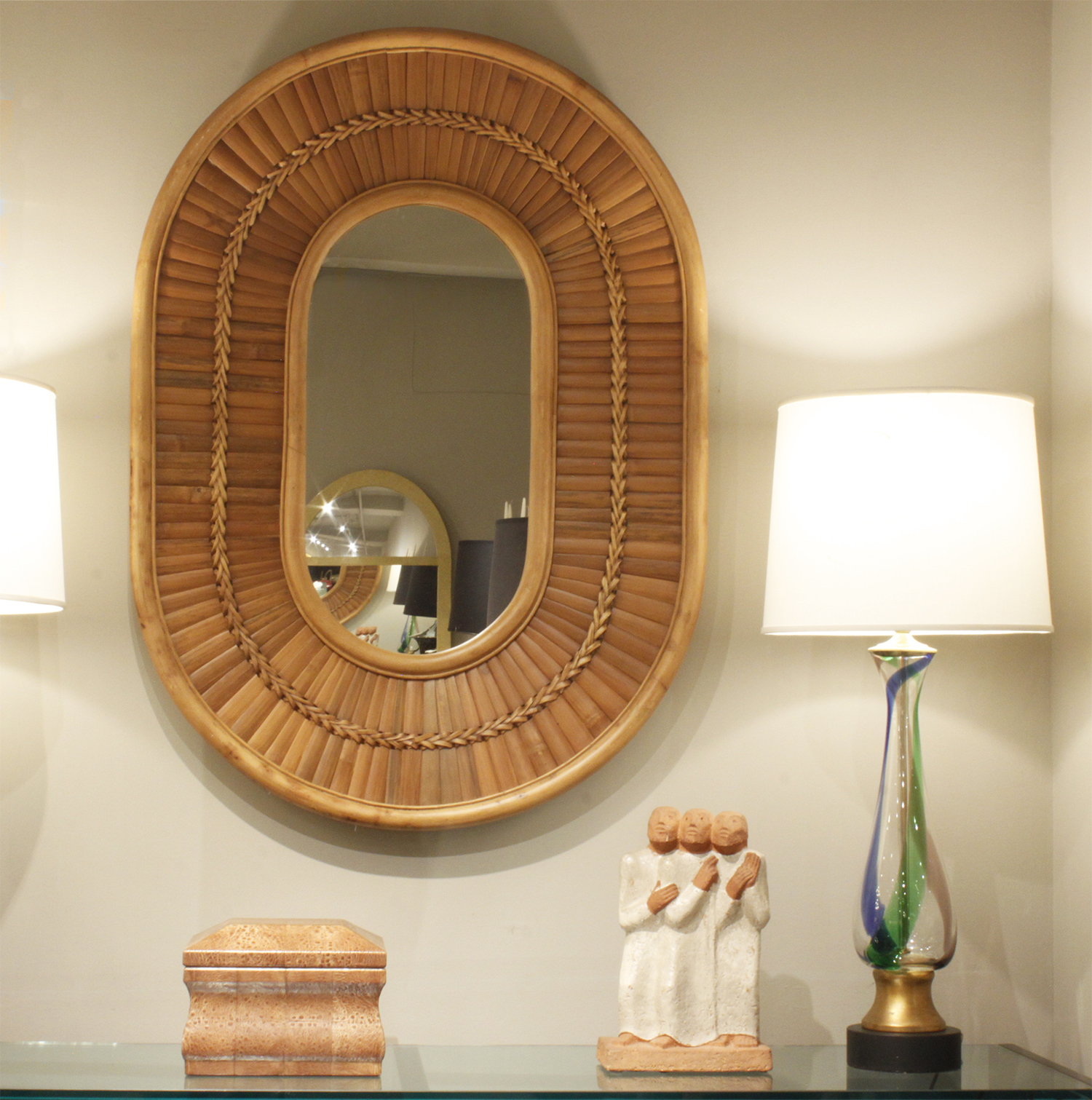 70s 65 bamboo + rattan oval mirror224 atm.jpg