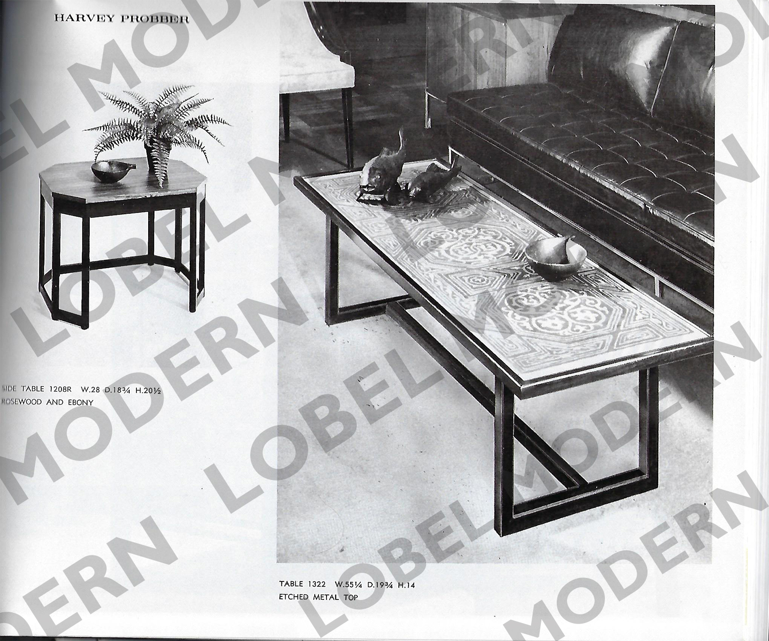 Probber 120 etched metal top coffeetable402 catalogscan lobel modern.jpg