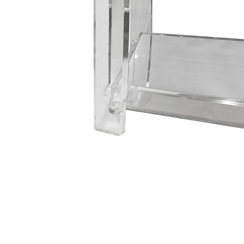 70s 65 lucite 2tier mirror tops consoletable125 dtl btm.jpg