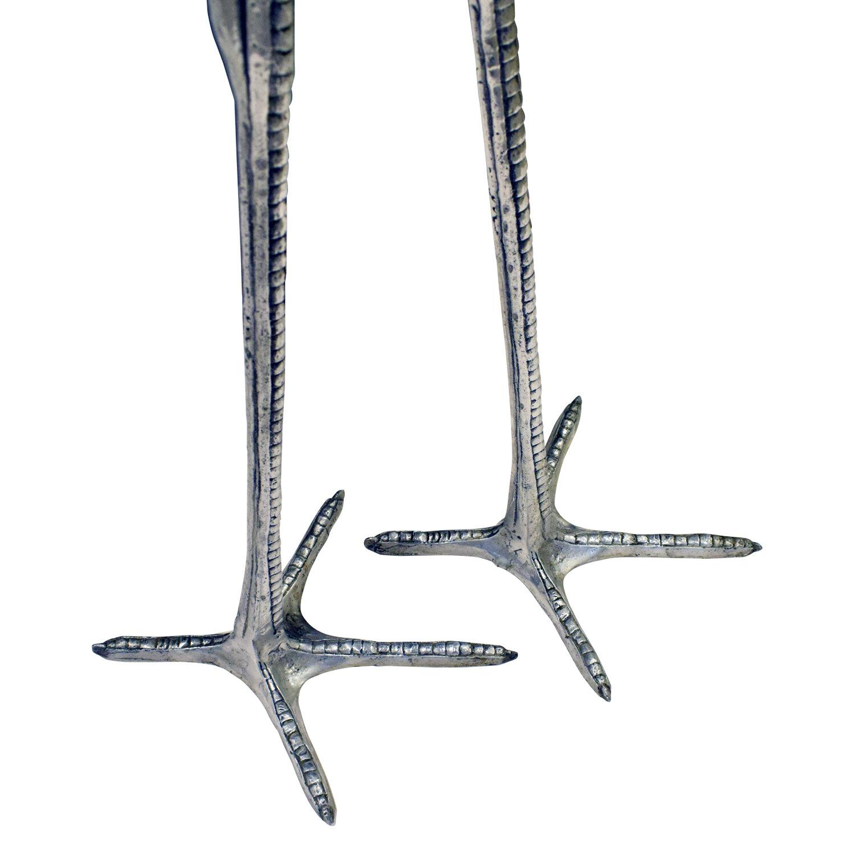 70s 75 pr egrets alum monumentl sculpture137 dtl legs.jpg